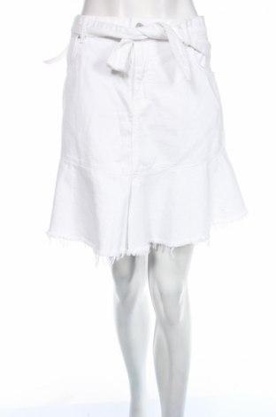 Пола Ltb, Размер XL, Цвят Бял, 100% памук, Цена 39,06лв.