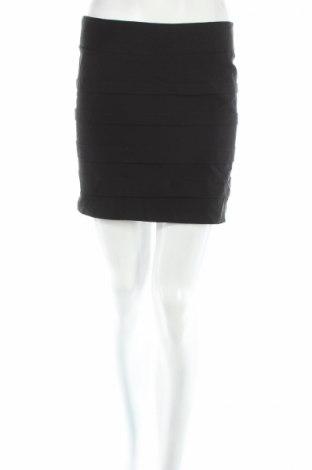 Φούστα Lushous, Μέγεθος M, Χρώμα Μαύρο, 65% βαμβάκι, 30% πολυαμίδη, 5% ελαστάνη, Τιμή 3,86€