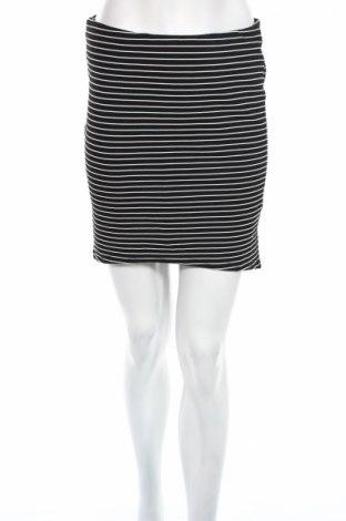 Φούστα Now, Μέγεθος M, Χρώμα Μαύρο, Βισκόζη, πολυαμίδη, πολυεστέρας, ελαστάνη, Τιμή 3,86€