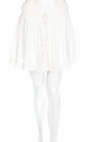 Φούστα Springfield, Μέγεθος M, Χρώμα Λευκό, 100% βισκόζη, Τιμή 4,62€