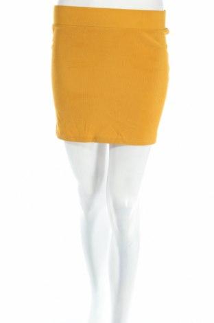 Φούστα Temt, Μέγεθος M, Χρώμα Κίτρινο, 94% πολυεστέρας, 6% ελαστάνη, Τιμή 3,27€