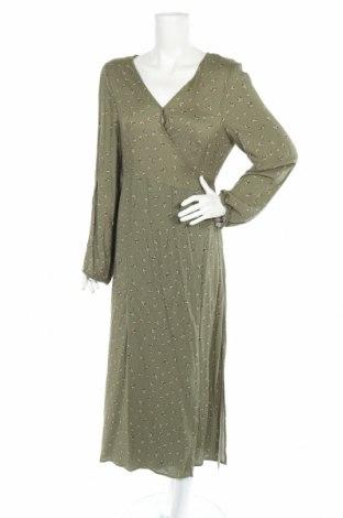 Рокля Cotton On, Размер XL, Цвят Зелен, Вискоза, Цена 24,80лв.