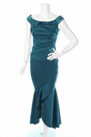 Рокля Lipsy London, Размер M, Цвят Зелен, 3% полиестер, 7% еластан, Цена 100,17лв.