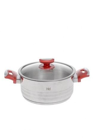Nádobí na vaření s víkem Home design, Barva Stříbrná, Nerezová ocel, hliník, Cena  879,00Kč