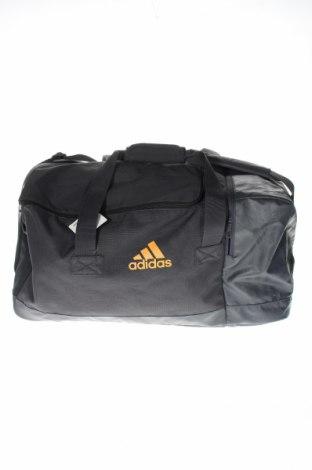 Σακίδιο ταξιδιού Adidas, Χρώμα Γκρί, Κλωστοϋφαντουργικά προϊόντα, Τιμή 23,01€