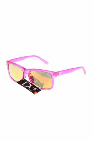 Слънчеви очила Dice, Цвят Розов, Цена 11,20лв.