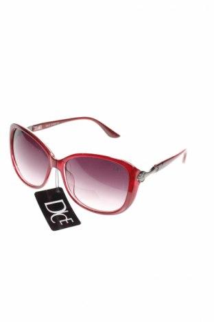 Слънчеви очила Dice, Цвят Червен, Цена 21,76лв.