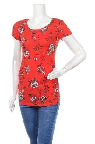 Блуза за бременни H&M Mama, Размер S, Цвят Червен, 95% памук, 5% еластан, Цена 15,17лв.