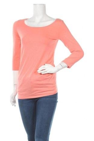 Блуза за бременни H&M Mama, Размер S, Цвят Розов, 95% памук, 5% еластан, Цена 19,95лв.