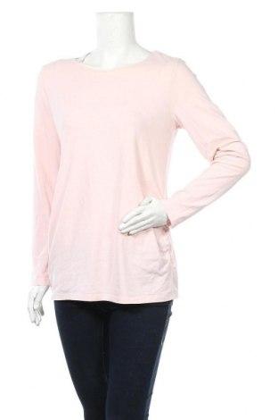 Блуза за бременни H&M Mama, Размер L, Цвят Розов, 55% памук, 40% полиестер, 5% еластан, Цена 22,05лв.