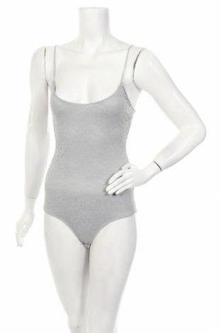 Bodysuit Even&Odd, Μέγεθος XS, Χρώμα Γκρί, 87% πολυαμίδη, 13% ελαστάνη, Τιμή 13,15€