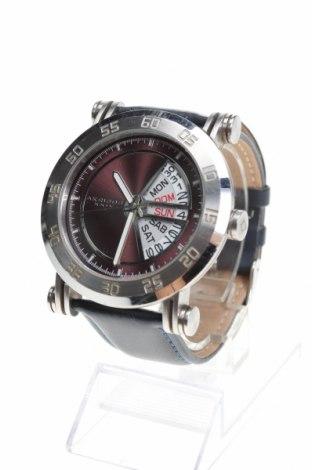 Ρολόι Akribos XXIV, Χρώμα Μπλέ, Γνήσιο δέρμα, μέταλλο, Τιμή 316,62€
