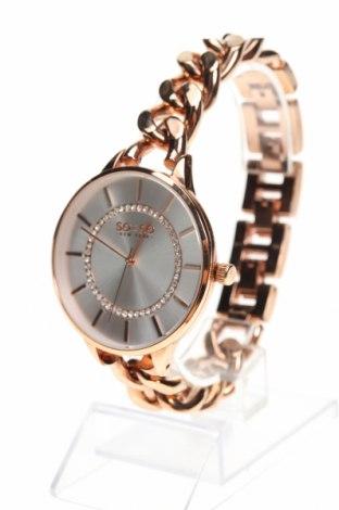 Ρολόι SO&CO New York, Χρώμα Χρυσαφί, Μέταλλο, Τιμή 141,96€