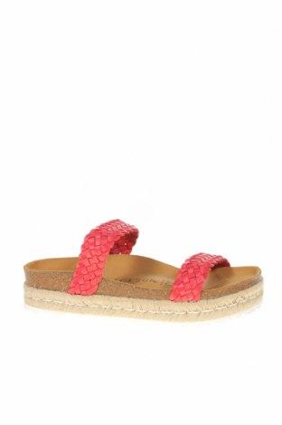 Papuci Backsun, Mărime 38, Culoare Roz, Piele ecologică, Preț 207,90 Lei