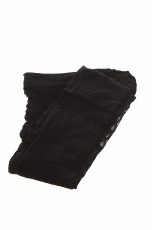 Чорапогащи Petite Fleur, Размер L, Цвят Черен, 93% полиамид, 7% еластан, Цена 27,00лв.