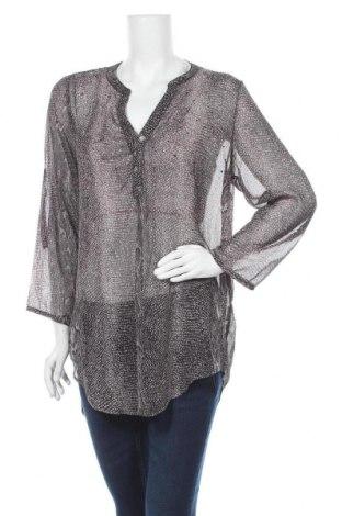 Дамска блуза, Размер L, Цвят Черен, Полиестер, Цена 3,00лв.