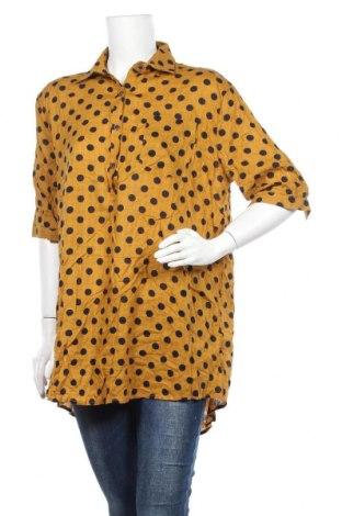 Дамска блуза, Размер XL, Цвят Жълт, Цена 17,96лв.