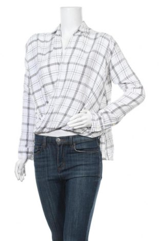 Дамска блуза Abercrombie & Fitch, Размер S, Цвят Бял, Вискоза, Цена 14,70лв.