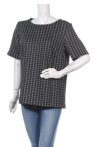 Дамска блуза Alba Moda, Размер L, Цвят Черен, 95% полиестер, 5% еластан, Цена 27,30лв.