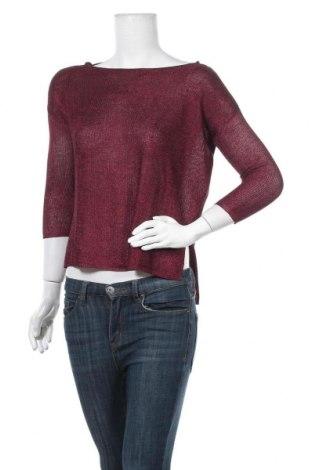 Γυναικείο πουλόβερ Amisu, Μέγεθος XS, Χρώμα Κόκκινο, Τιμή 10,49€