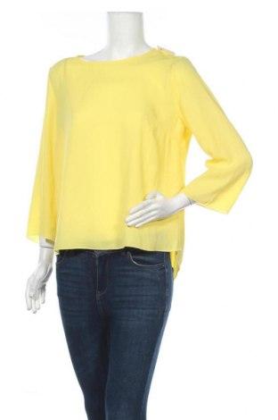 Дамска блуза Amy Vermont, Размер M, Цвят Жълт, Полиестер, Цена 18,90лв.