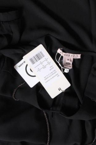 Дамска блуза Anna Field, Размер M, Цвят Черен, Полиестер, Цена 14,82лв.