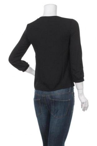 Дамска блуза Anna Field, Размер XS, Цвят Черен, Полиестер, Цена 14,82лв.