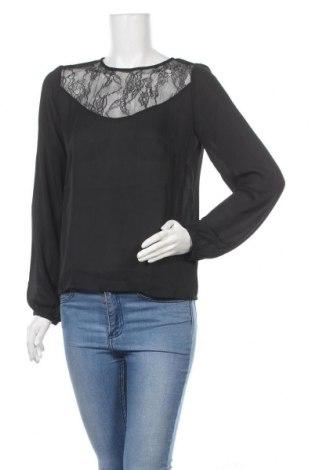 Дамска блуза Anna Field, Размер M, Цвят Черен, Полиестер, Цена 29,25лв.