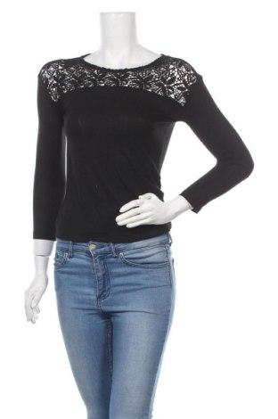 Дамска блуза Anna Field, Размер XXS, Цвят Черен, Вискоза, Цена 28,50лв.