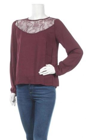 Дамска блуза Anna Field, Размер M, Цвят Лилав, Полиестер, Цена 27,00лв.
