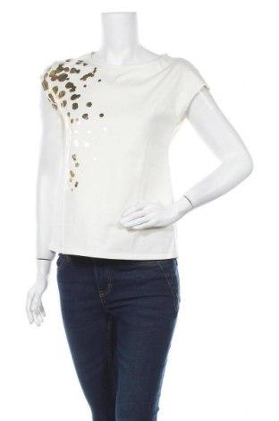 Дамска блуза Anna Field, Размер M, Цвят Екрю, 100% памук, Цена 27,00лв.