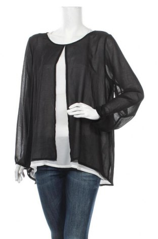 Дамска блуза Anna Field, Размер XL, Цвят Черен, Полиестер, Цена 21,95лв.