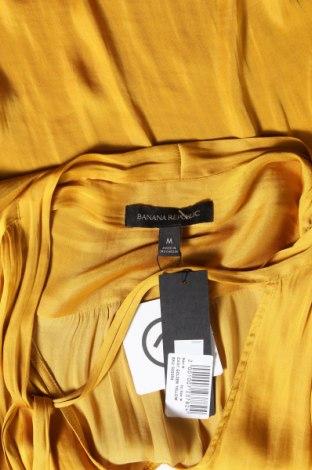 Γυναικεία μπλούζα Banana Republic, Μέγεθος M, Χρώμα Κίτρινο, Πολυεστέρας, Τιμή 30,16€
