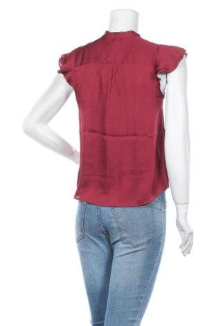 Γυναικεία μπλούζα Banana Republic, Μέγεθος XS, Χρώμα Κόκκινο, Πολυεστέρας, Τιμή 26,29€