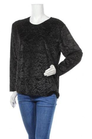 Дамска блуза Barisal, Размер L, Цвят Черен, Цена 11,34лв.