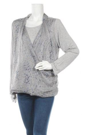Γυναικεία μπλούζα Charles Vogele, Μέγεθος XL, Χρώμα Γκρί, 95% βισκόζη, 5% ελαστάνη, Τιμή 10,52€
