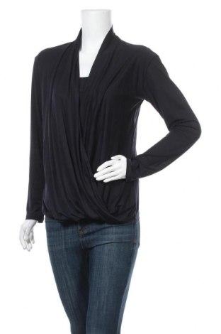 Дамска блуза Cinque, Размер M, Цвят Син, Лиосел, Цена 26,78лв.