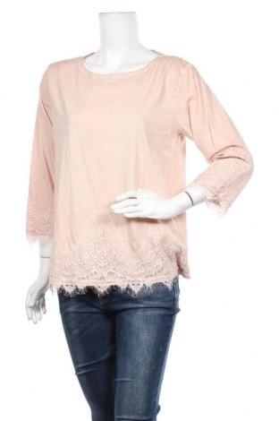 Дамска блуза Colours Of The World, Размер L, Цвят Бежов, Цена 11,97лв.
