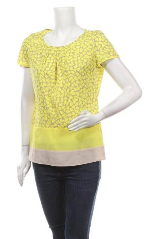 Дамска блуза Comma,, Размер S, Цвят Жълт, Полиестер, Цена 37,91лв.