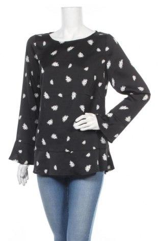 Дамска блуза Comma,, Размер L, Цвят Черен, Полиестер, Цена 39,90лв.