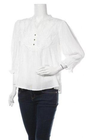 Дамска блуза Culture, Размер M, Цвят Бял, 75% вискоза, 25% полиестер, Цена 55,30лв.
