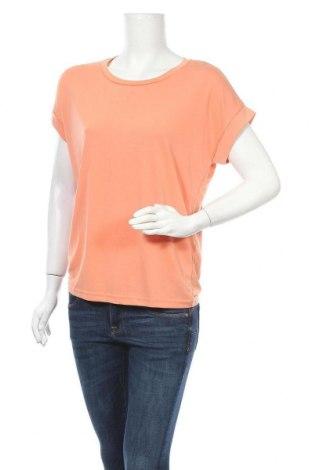 Дамска блуза Culture, Размер XS, Цвят Оранжев, 70% модал, 30% полиестер, Цена 42,00лв.