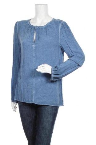 Дамска блуза Culture, Размер L, Цвят Син, Цена 18,90лв.