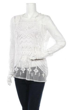 Дамска блуза Culture, Размер XL, Цвят Бял, Полиамид, Цена 18,95лв.