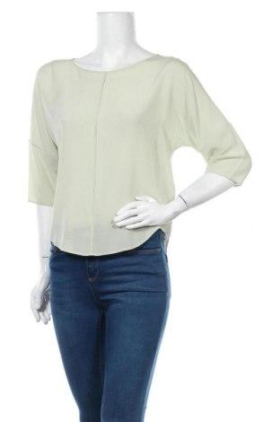 Дамска блуза Day Birger Et Mikkelsen, Размер S, Цвят Зелен, Коприна, Цена 44,25лв.