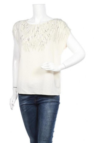 Bluză de femei Esprit, Mărime L, Culoare Bej, Poliester, viscoză, Preț 44,76 Lei