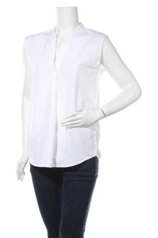 Дамска блуза Esprit, Размер S, Цвят Бял, Памук, Цена 36,75лв.