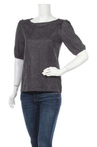 Дамска блуза Esprit, Размер S, Цвят Черен, 99% полиестер, 1% еластан, Цена 36,75лв.