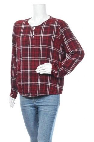 Дамска блуза Essentials by Tchibo, Размер XL, Цвят Червен, Вискоза, Цена 15,12лв.