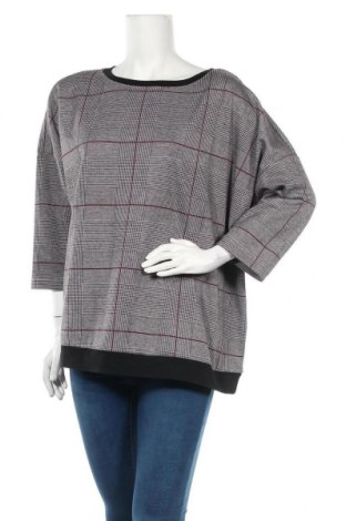 Дамска блуза Essentials by Tchibo, Размер XXL, Цвят Сив, 98% полиестер, 2% еластан, Цена 18,90лв.